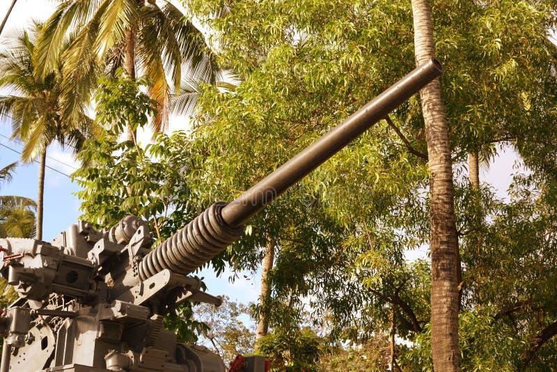 Download 3-inch-caliber-50-close-up stock image. Image of display - 23723541