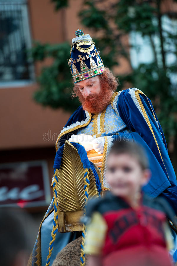 Download The 3 Kings editorial photo. Image of happy, balthasar - 17700001