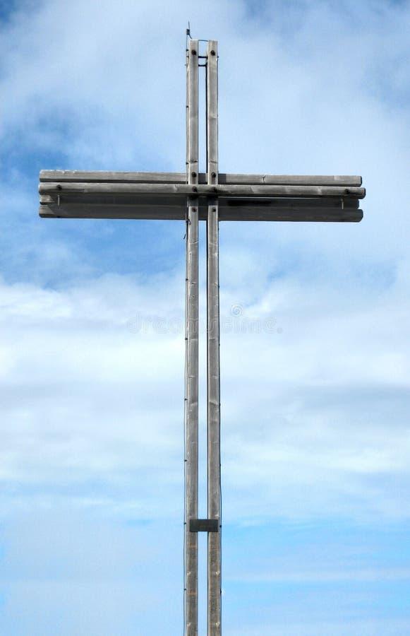 3 krzyż obraz royalty free