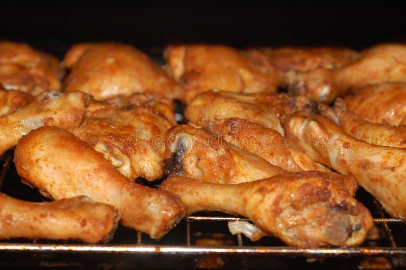 3 kurczaka zdjęcie stock