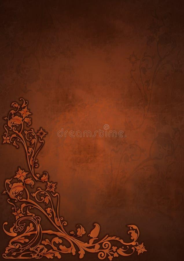 3 kwiatek dekoracyjnego ilustracji