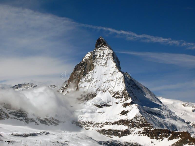3 matterhorn Швейцария стоковые изображения