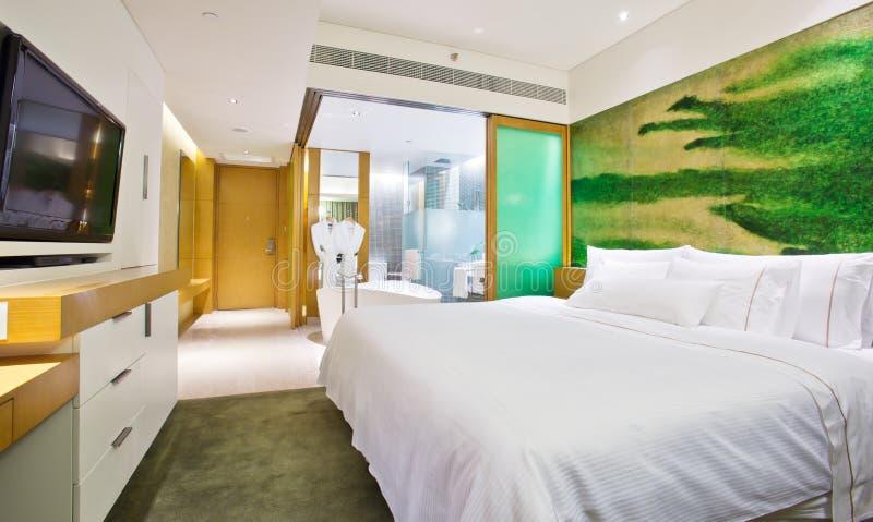 3 pokój hotelowy fotografia stock