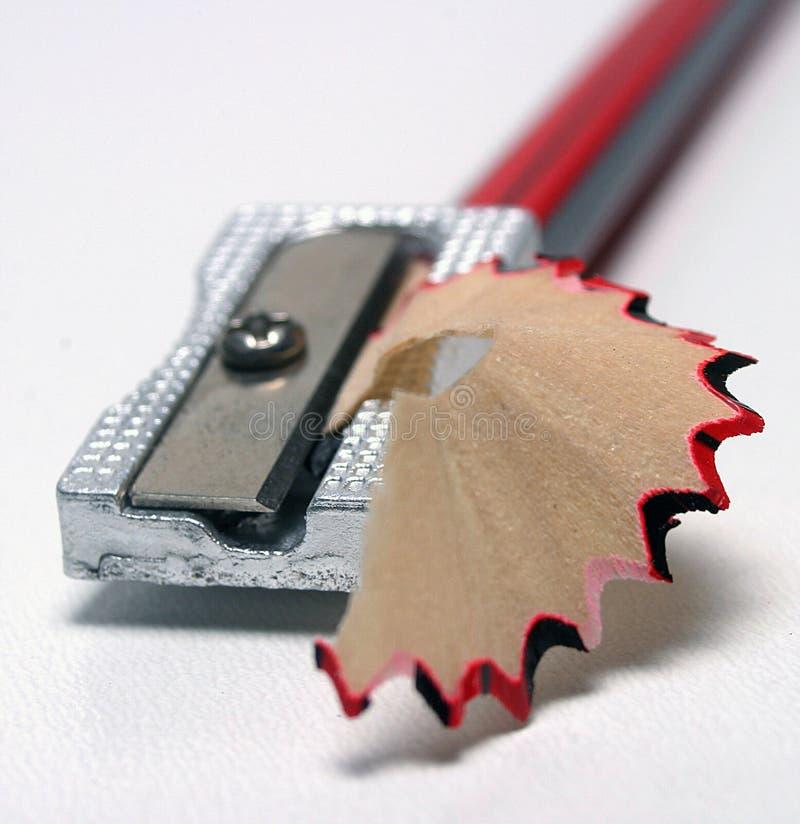 Download 3 Sharpener μολυβιών ξέσματα Στοκ Εικόνες - εικόνα από sharpener, χαρτικά: 1545384