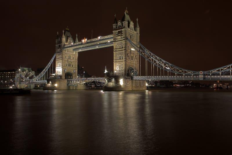 3 tower bridge obraz stock