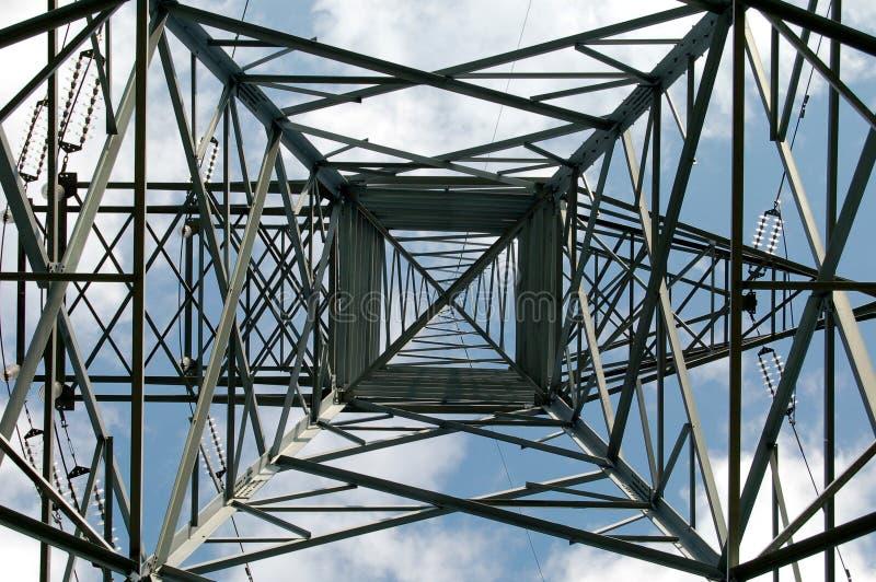 3 tower shawinigan Canada żelaza fotografia royalty free
