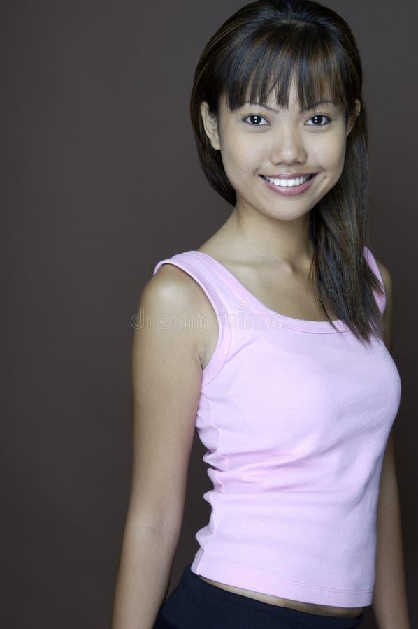 Download 3 uśmiech zdjęcie stock. Obraz złożonej z femaleness, nastolatek - 127064