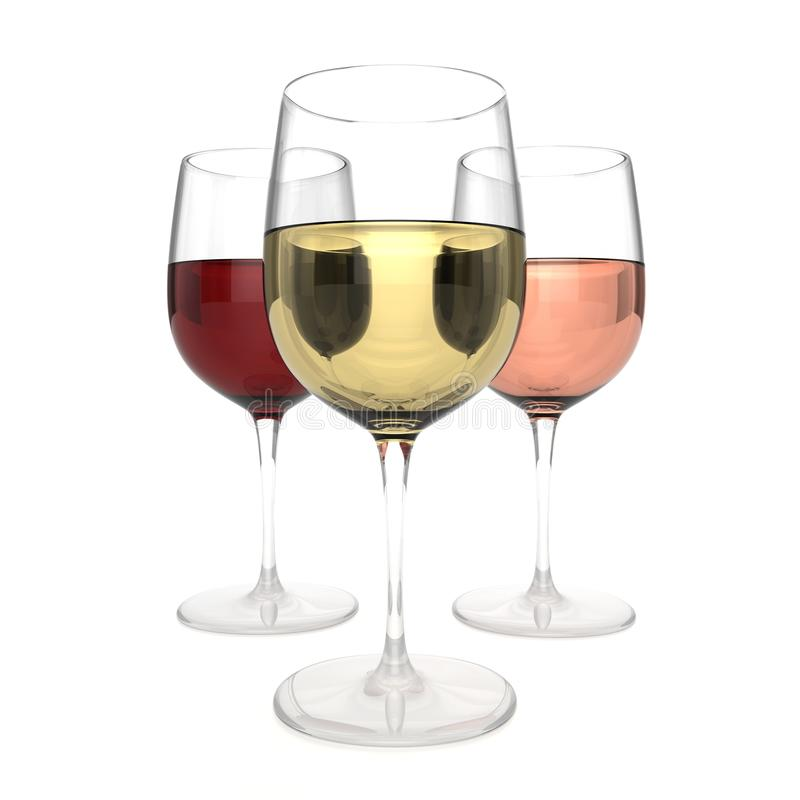 Free 3 Wines Stock Images - 33289724