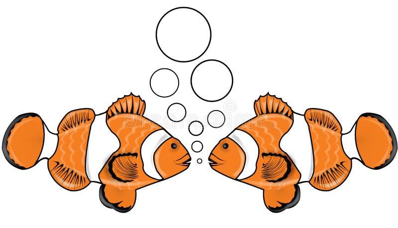 3 z ryb ilustracji