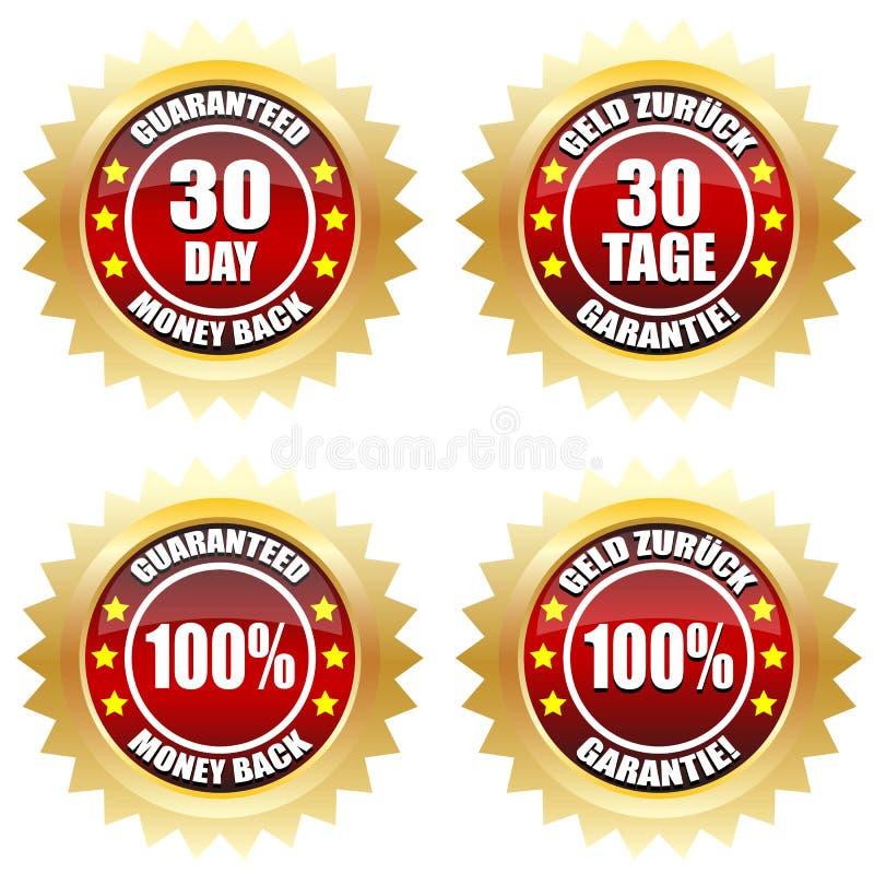 Download 30 Day Money Back Guaranteed Stock Vector - Image: 17473678