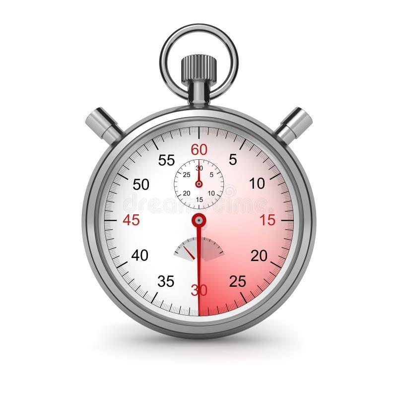 30 seconds vector illustration