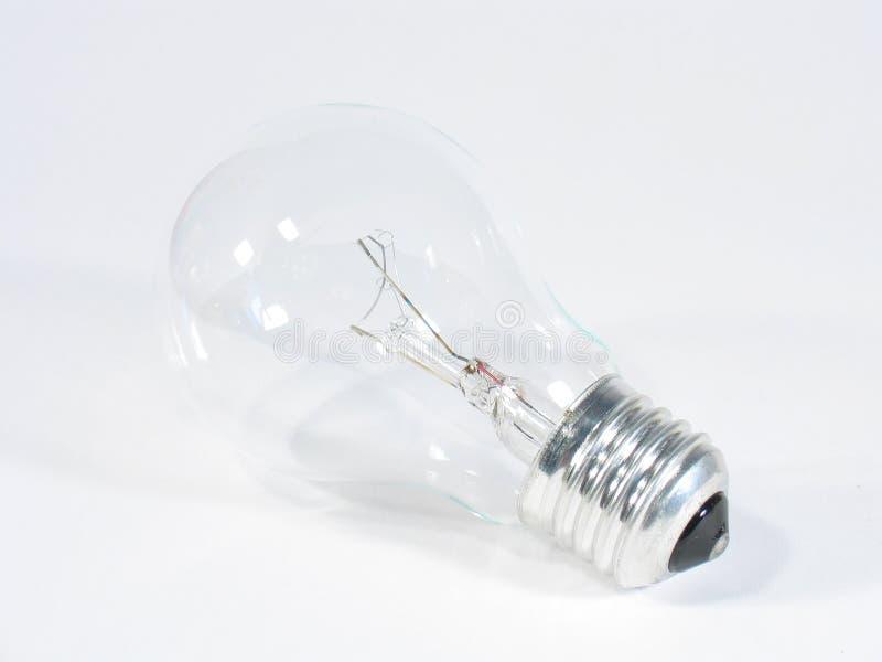 电灯泡iv光 库存图片