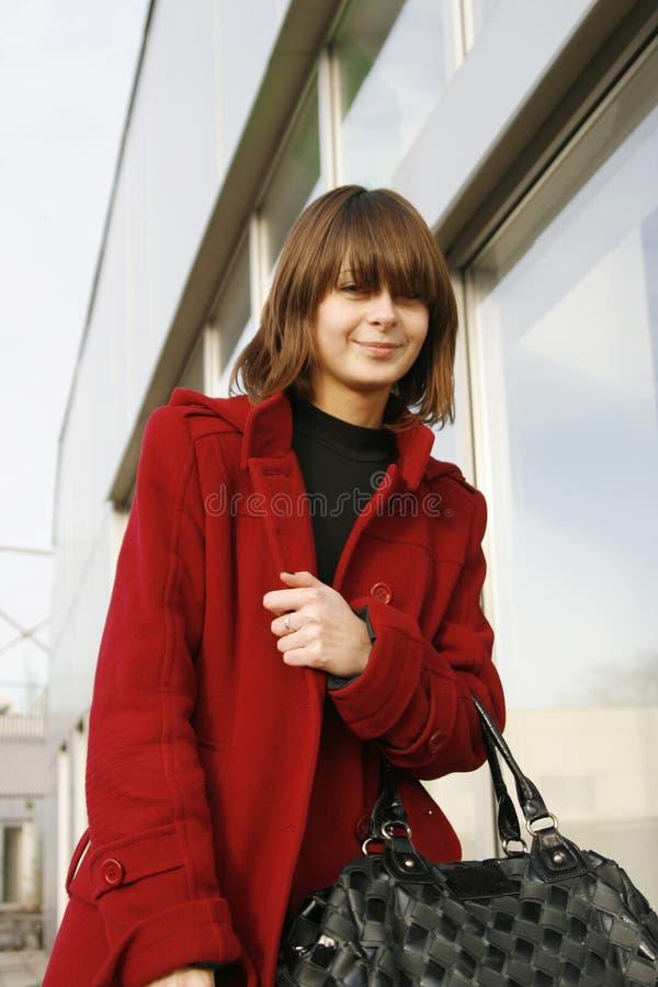 302女孩 免版税图库摄影