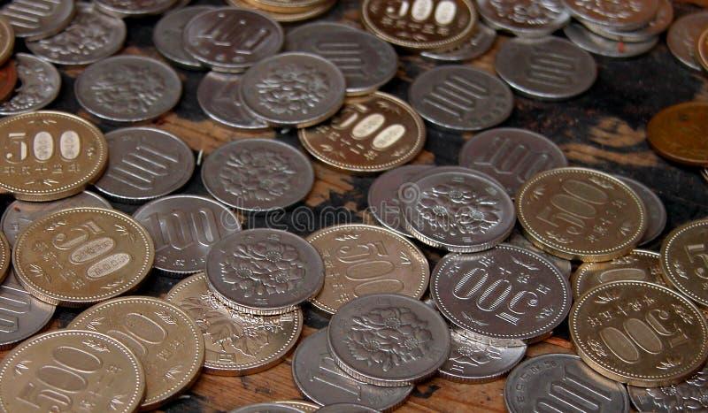 硬币 库存照片