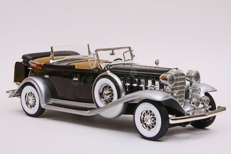 '32 Cadillac, greyscale stockfotos