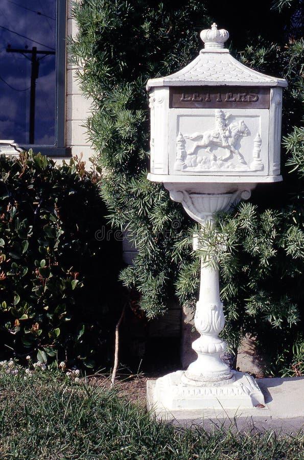 321192 brievenbus, Dana Punt, CA stock foto