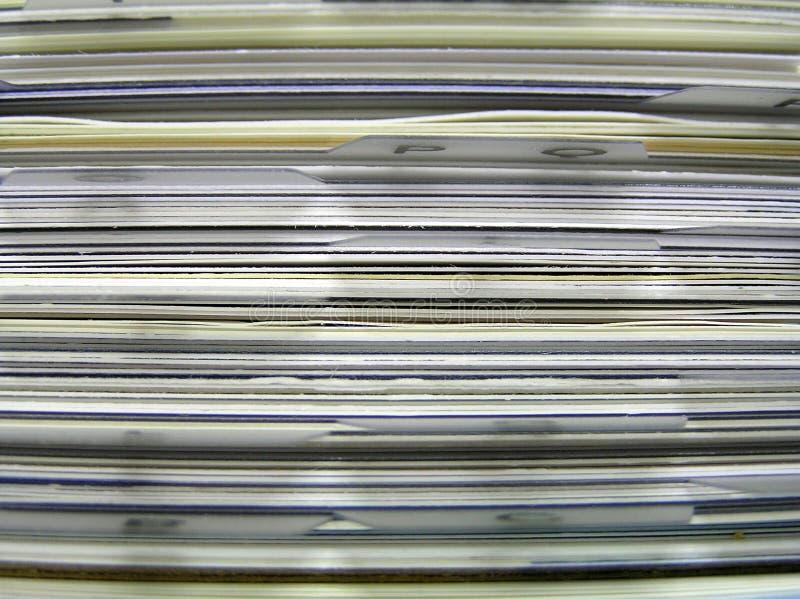 纸张 免版税图库摄影