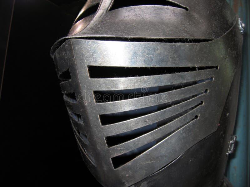 老盔甲 图库摄影