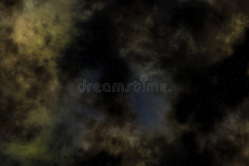 背景星系ii 免版税库存图片