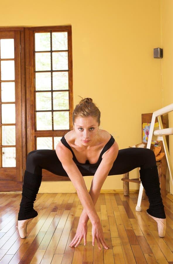 33舞蹈演员 库存图片