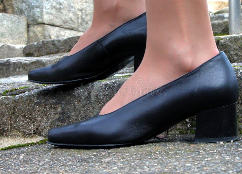 脚腕妇女 免版税库存照片