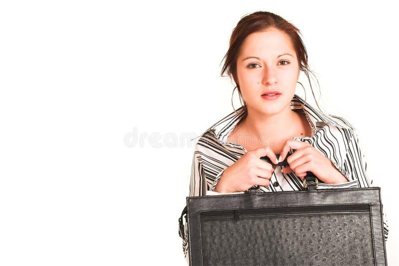 331女商人 免版税图库摄影