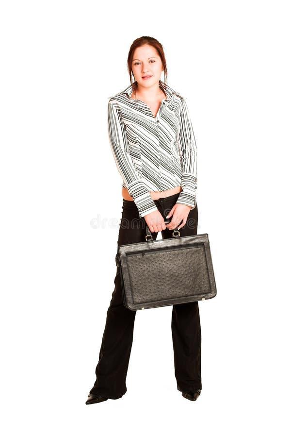 338女商人 库存图片