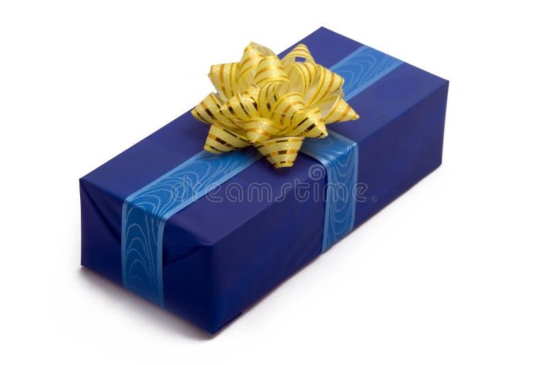 34个配件箱礼品 免版税图库摄影