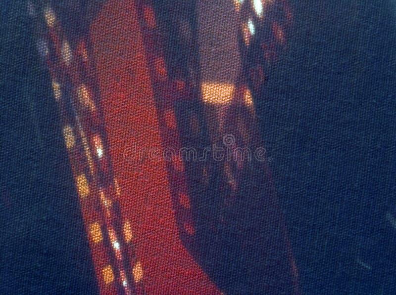 35 Milímetros De Sombra Fotografia de Stock Royalty Free