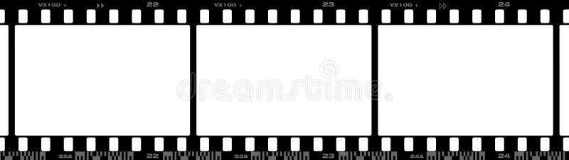 35 mm film vector illustration