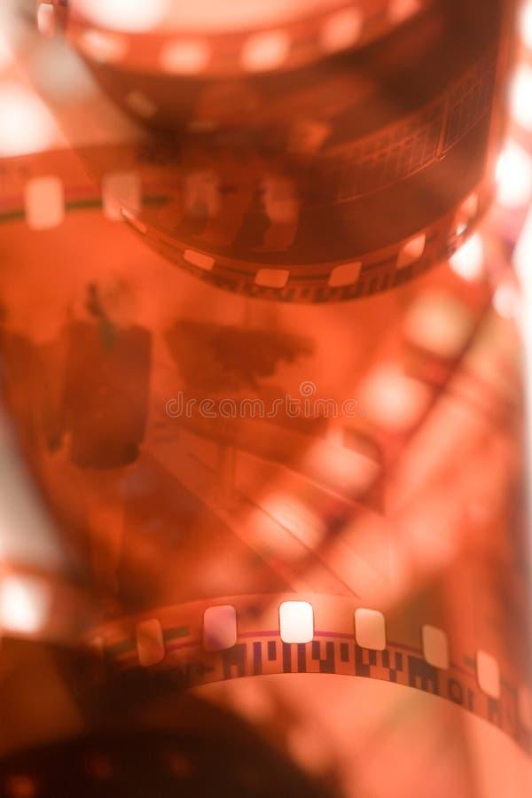 35 mm filmowych fotografia stock
