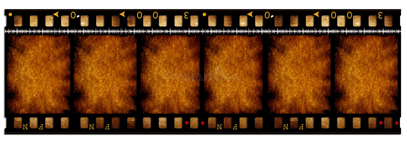 Download 35 mm movie Film reel stock illustration. Image of animate - 3995913