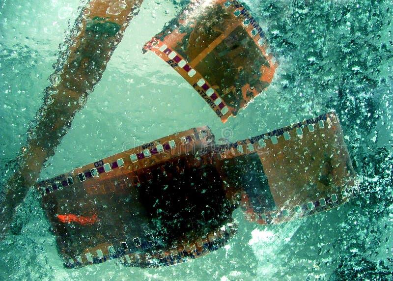 35 mmfilm royalty-vrije stock afbeelding