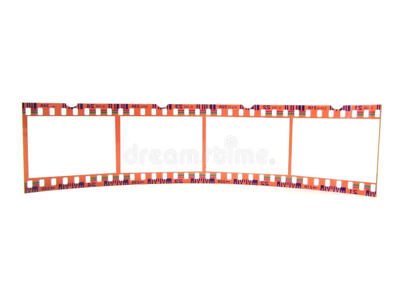 35 Single Tät Flim Millimeter Upp Remsan Arkivfoton