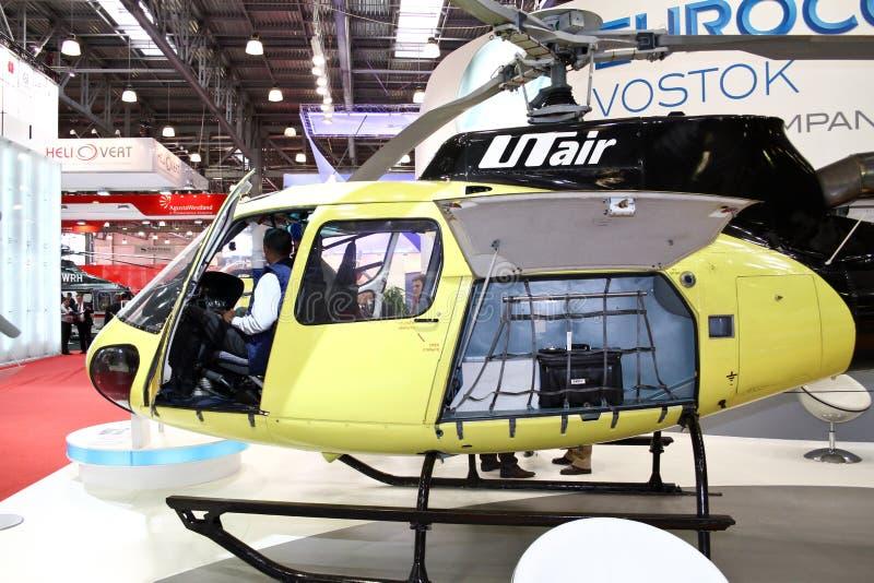 350 jako firmy eurocopter 350 niemiecki helikopter zdjęcia royalty free