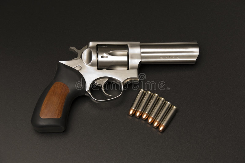 .357 Magnum stock photography