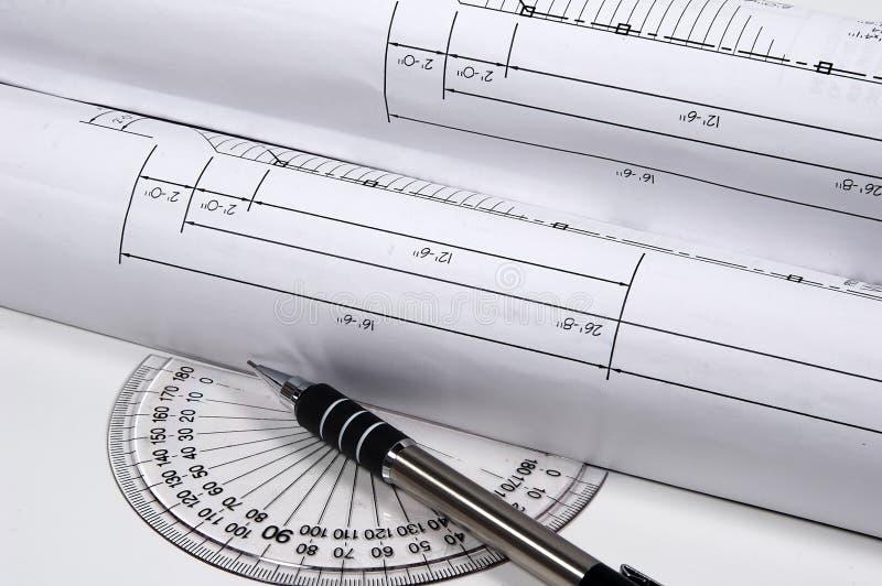 计划 免版税库存图片