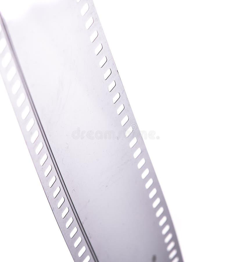 35mm影片主街上 库存照片