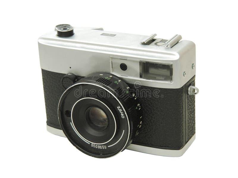 35mm camera stock photo