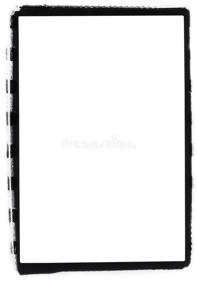 35mm de grens van de Film royalty-vrije stock fotografie