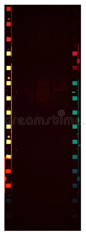 Download 35mm Film stock illustration. Image of blank, edges, canvas - 4721835