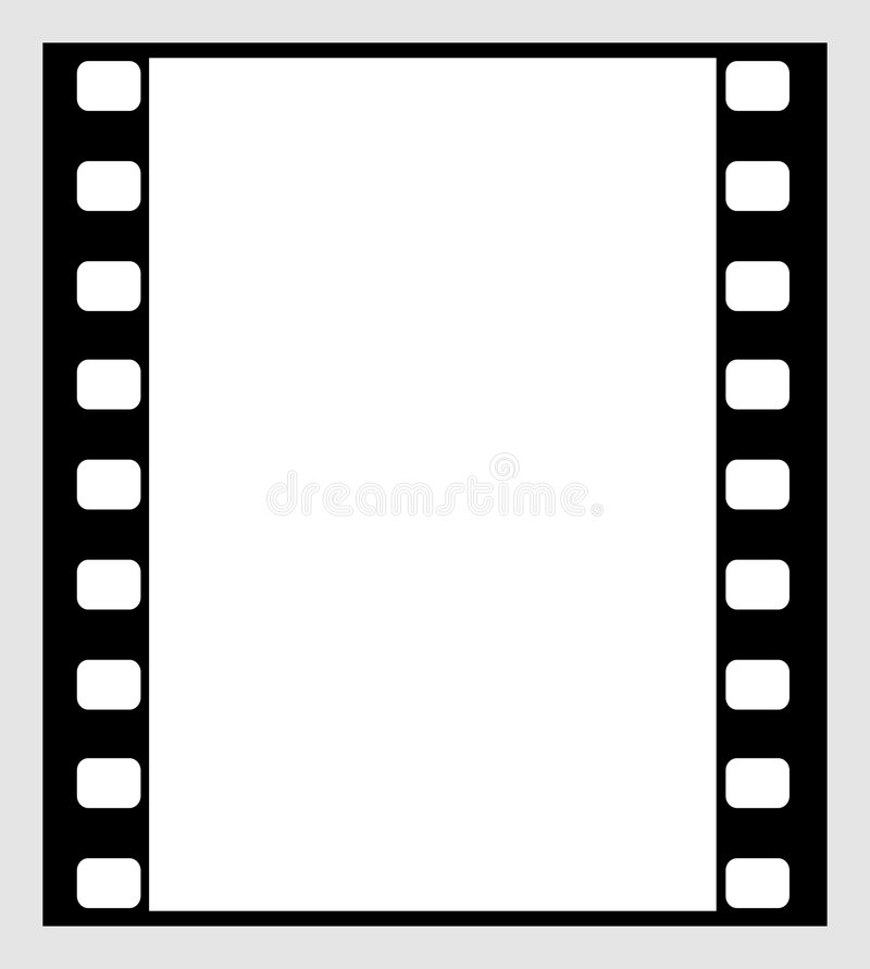 Free 35mm Film Strip Stock Photography - 55112