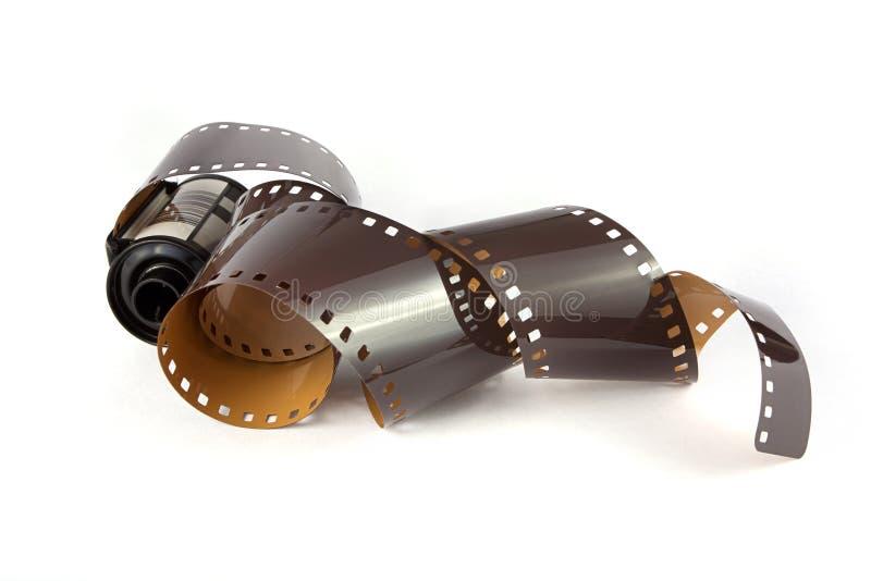 35mm Filmstreifen lizenzfreie stockbilder