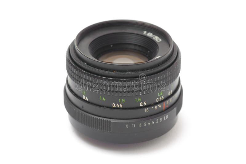 35mm lens stock photography