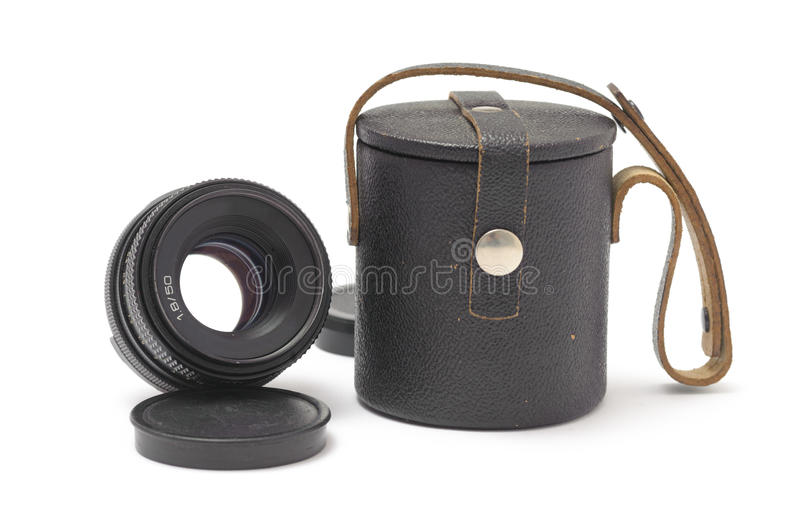35mm lens royalty free stock image