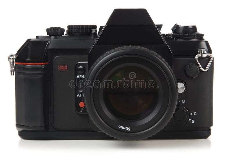 35mm SLR camera stock images