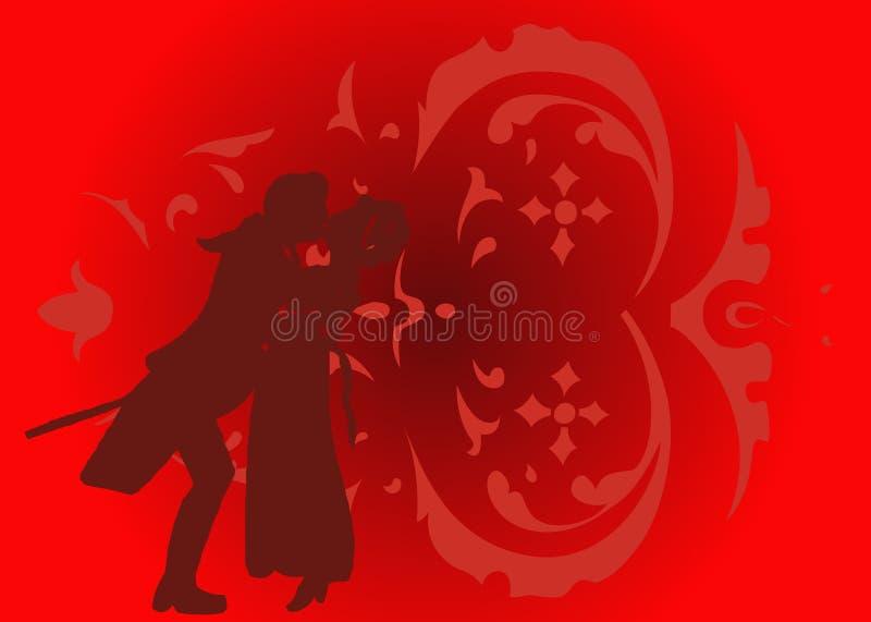 37 mój valentine byli ilustracji