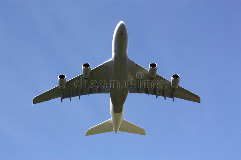 Download A 380 stock image. Image of transport, travel, logistics - 17575681