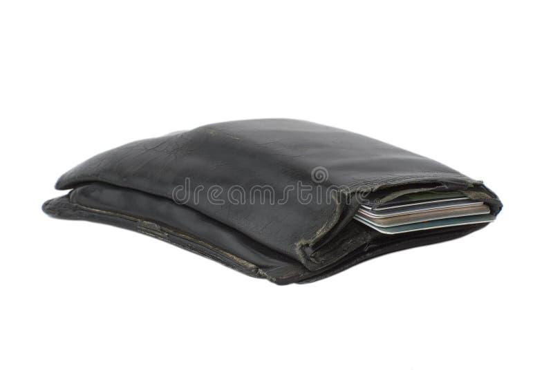 钱包 图库摄影