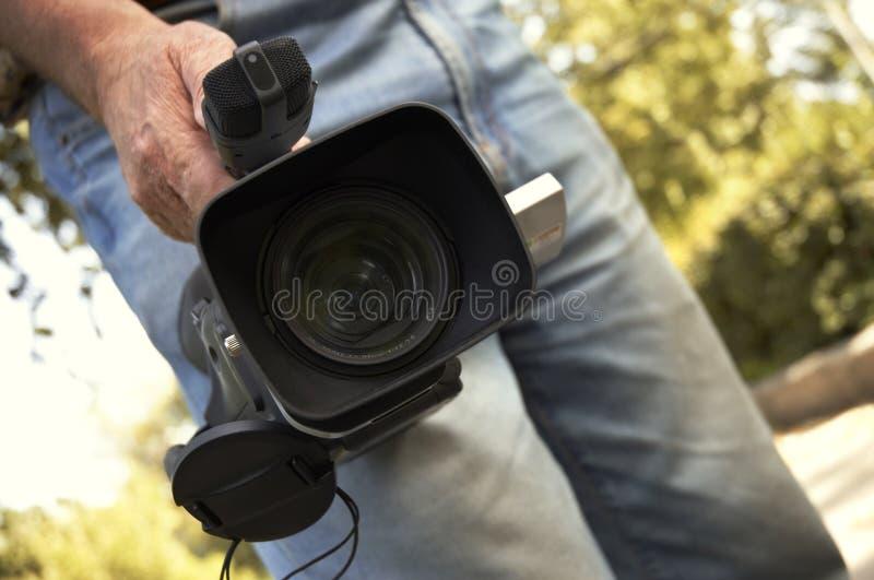 3ccd pro kamerę zdjęcie stock